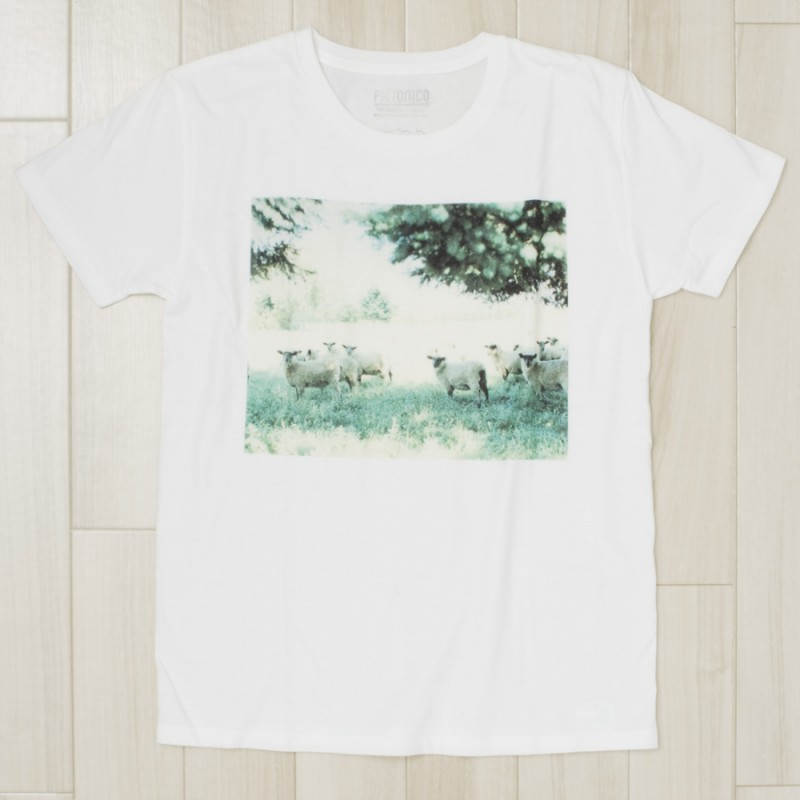 Makoto Hada Photography T-shirt Sheep