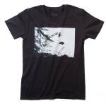 "Photography T-shirt ""march"" Tomoyasu Takanishi"