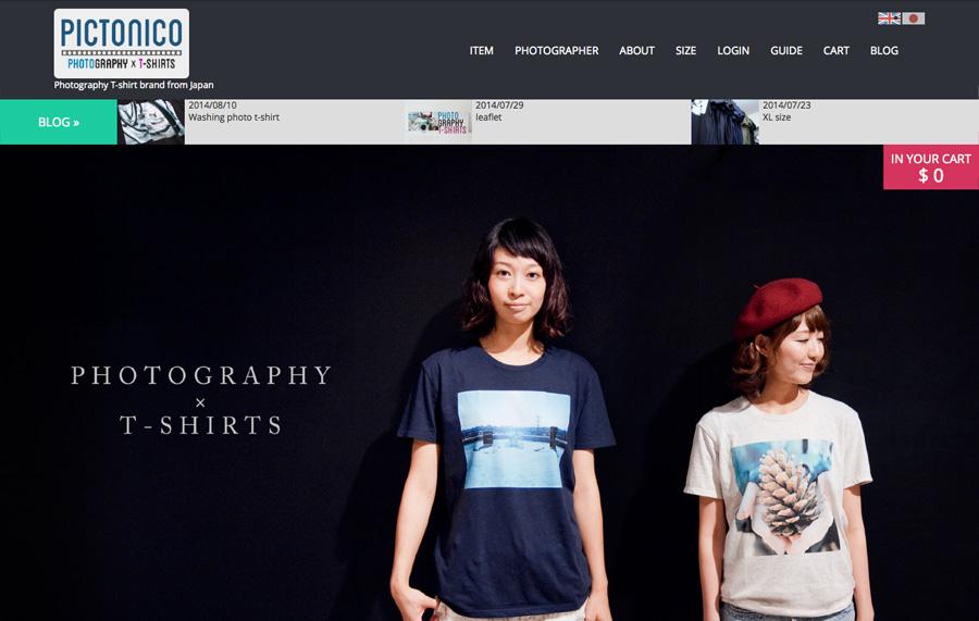 pictonico website