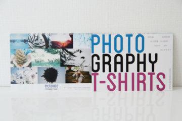 Pictonico Phogoraphy T-shirts フライヤー