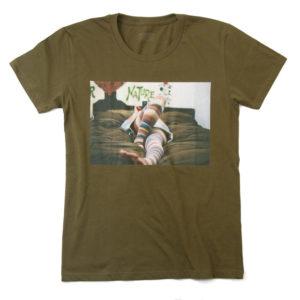 写真Tシャツ フォトTシャツ gin.