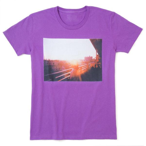 写真Tシャツ フォトTシャツ ヨシガカズマ