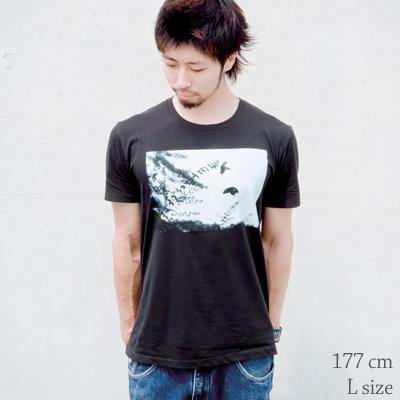 写真Tシャツ フォトTシャツ Lサイズ