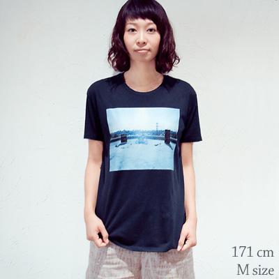 写真Tシャツ フォトTシャツ Mサイズ