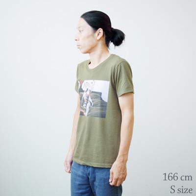 写真Tシャツ フォトTシャツ Sサイズ