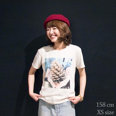 写真Tシャツ フォトTシャツ XSサイズ